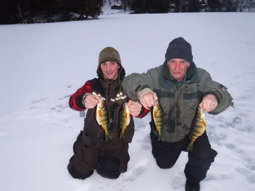 The Time Is Now For Some Great Ice Fishing In Vermont