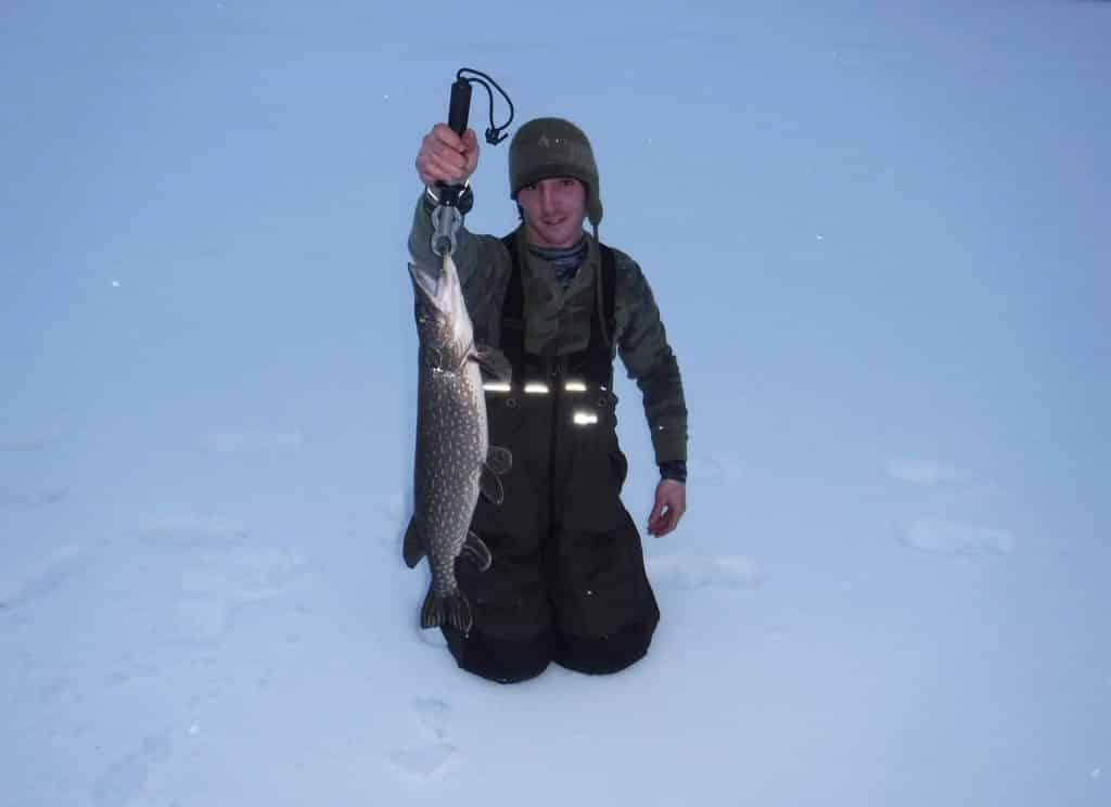 VT Ice Fishing Season