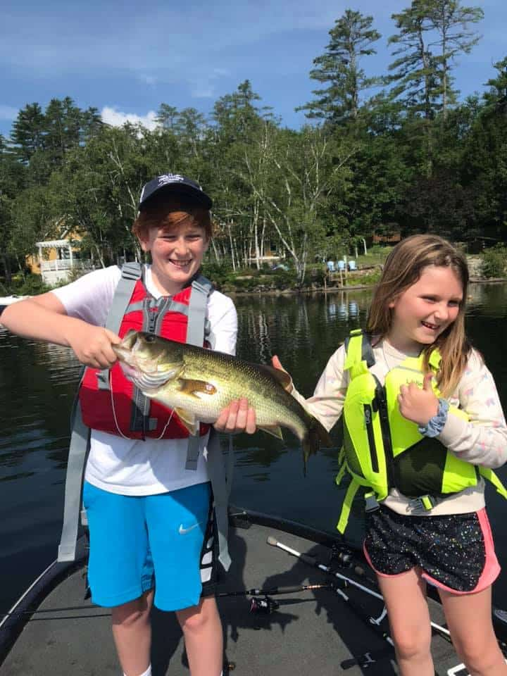 Fun Day On Lake Fairlee, Vermont 2