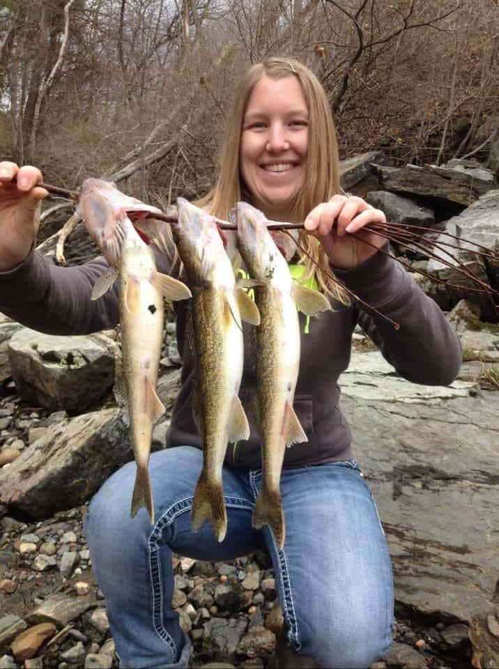 Walleye Fishing In Vermont Has Begun 28