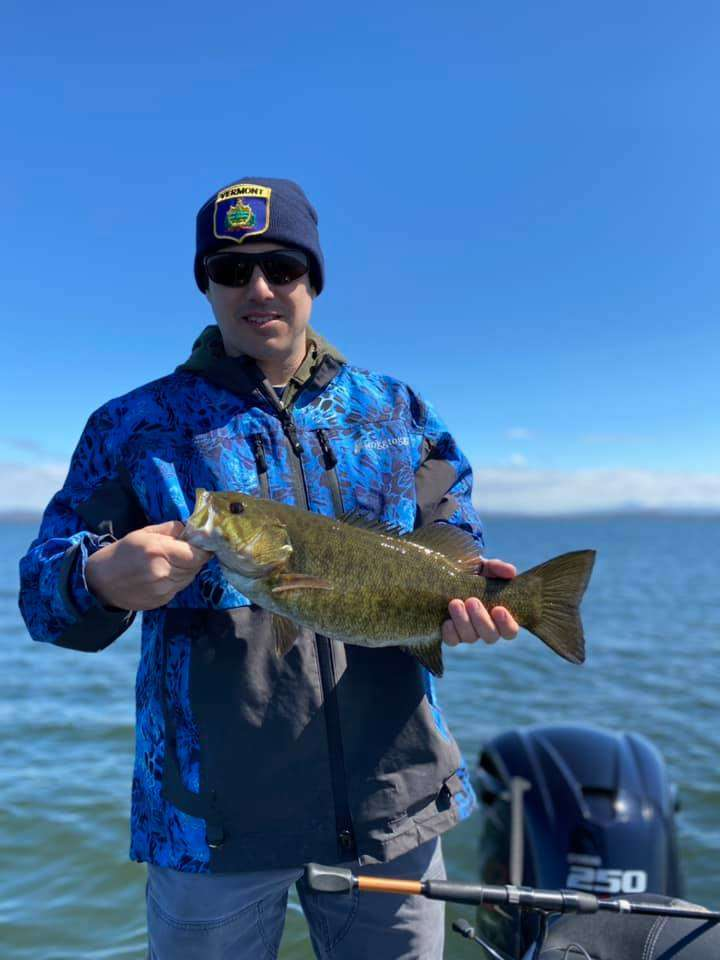 Great Day on Vermont Waters Fishing 8