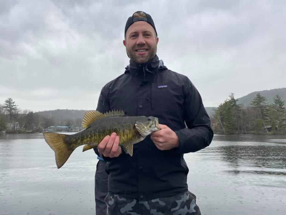 Experienced Anglers In Vermont Crush Smallmouth Bass! 1