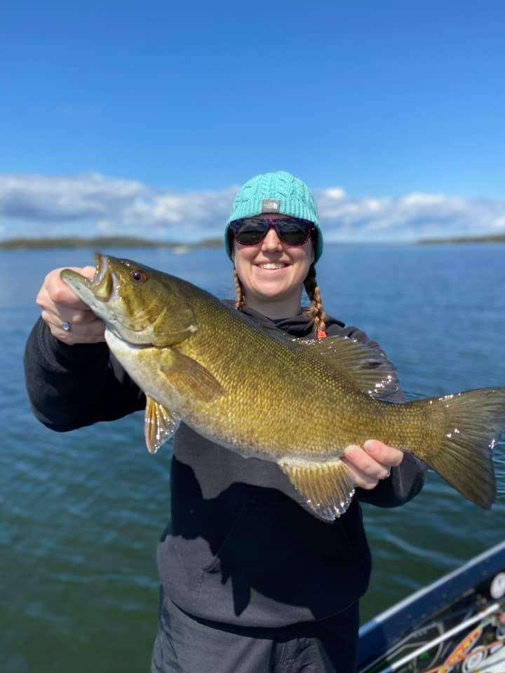 Fishing Fun on The Water in Early May 2