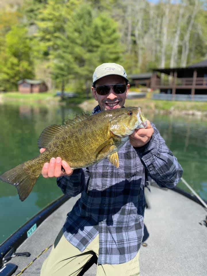 Crushing The Smallmouth Bass In VT 6