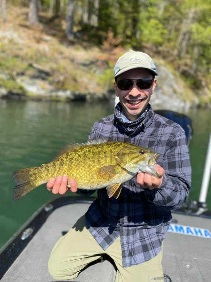 Crushing The Smallmouth Bass In VT 2