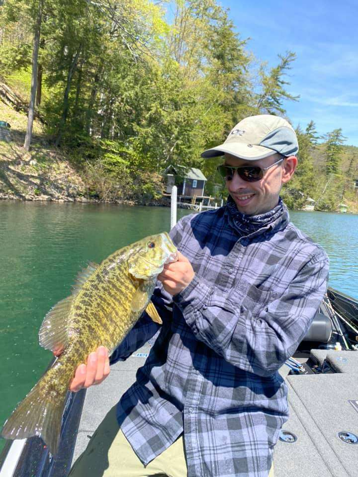 Crushing The Smallmouth Bass In VT 4