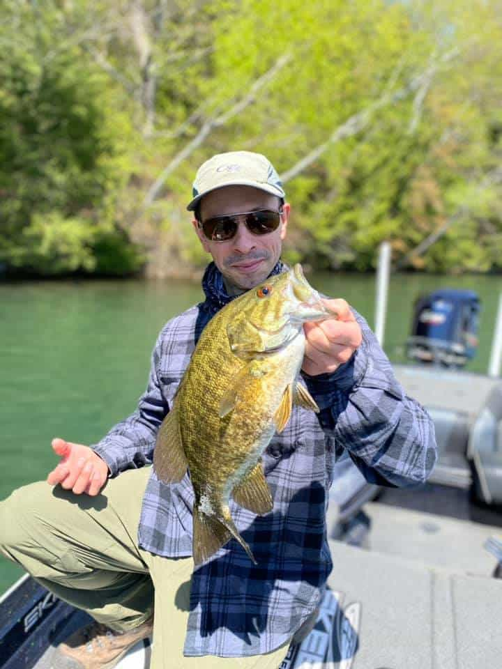 Crushing The Smallmouth Bass In VT 5