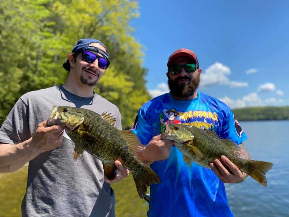 Cogswell Brothers Clean Up Fishing in Vermont 2