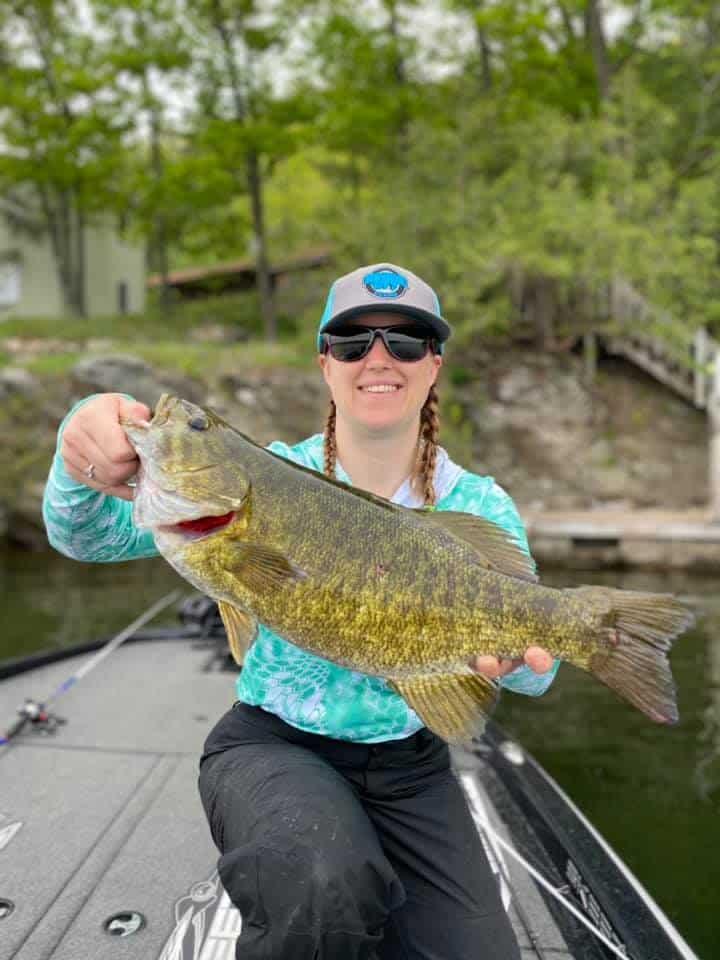 Vermont Tour For Smallmouth Bass 7