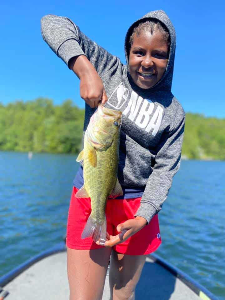 Kids Fishing In VT Had Time of Their Life 5