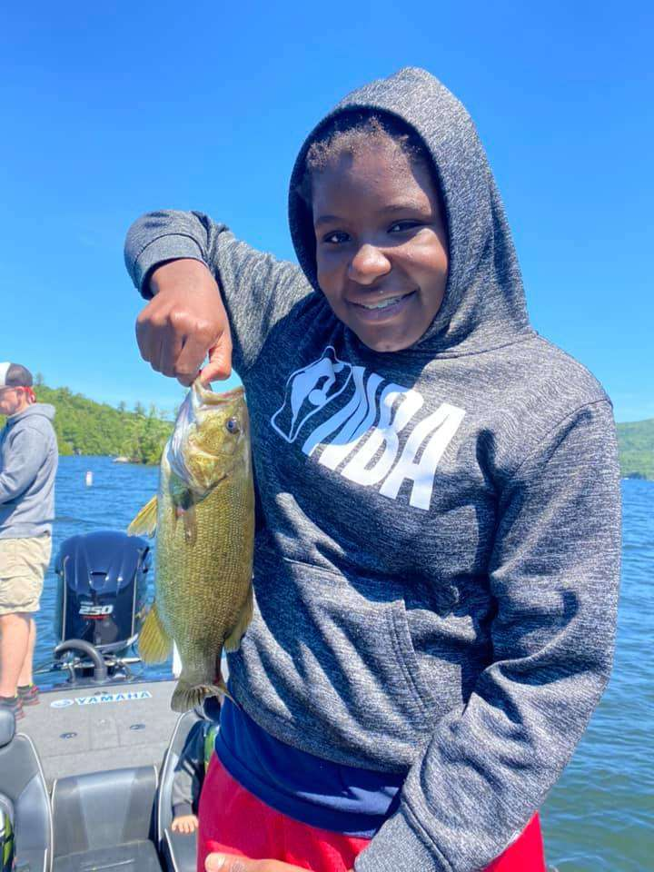 Kids Fishing In VT Had Time of Their Life 6