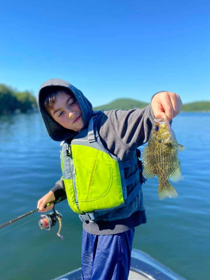 Kids Fishing In VT Had Time of Their Life 7