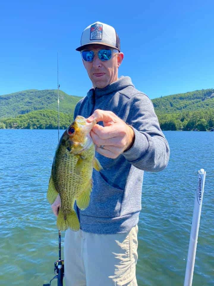 Kids Fishing In VT Had Time of Their Life 8