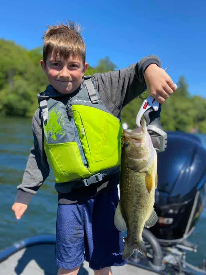 Kids Fishing In VT Had Time of Their Life 9