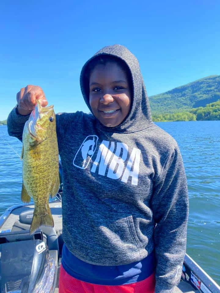 Kids Fishing In VT Had Time of Their Life 1