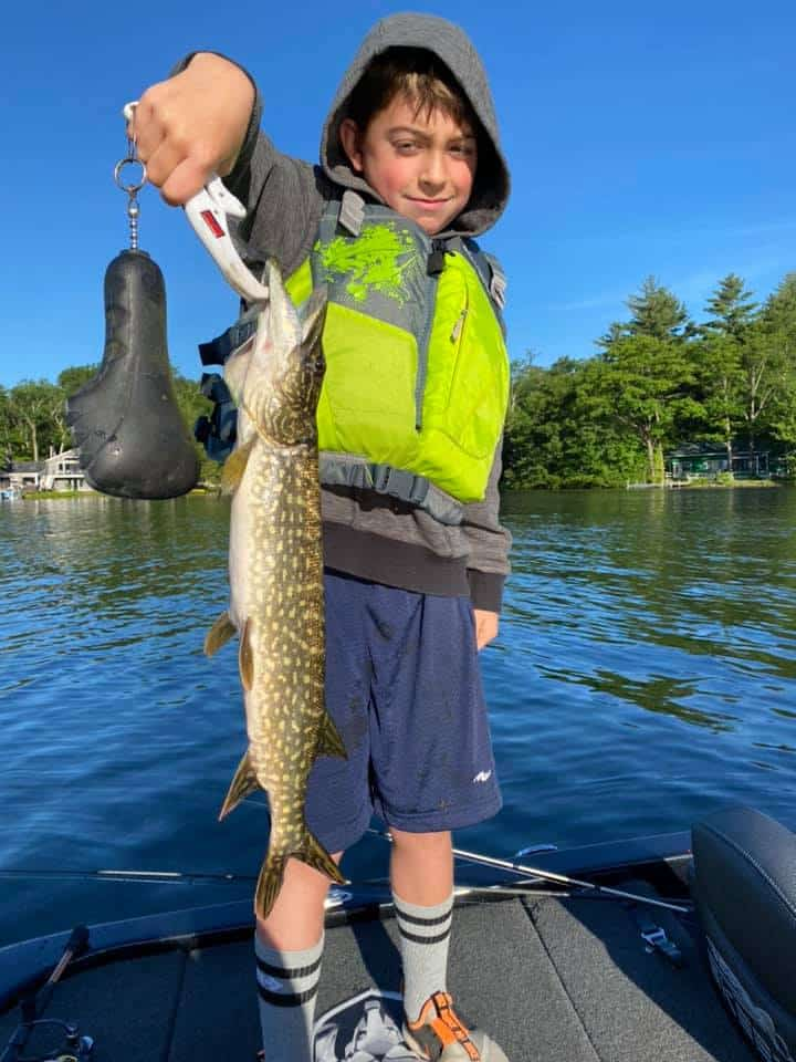 Kids Fishing In VT Had Time of Their Life 3
