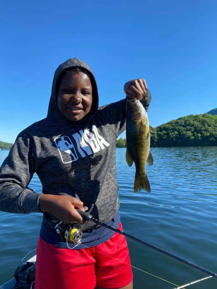Kids Fishing In VT Had Time of Their Life 4