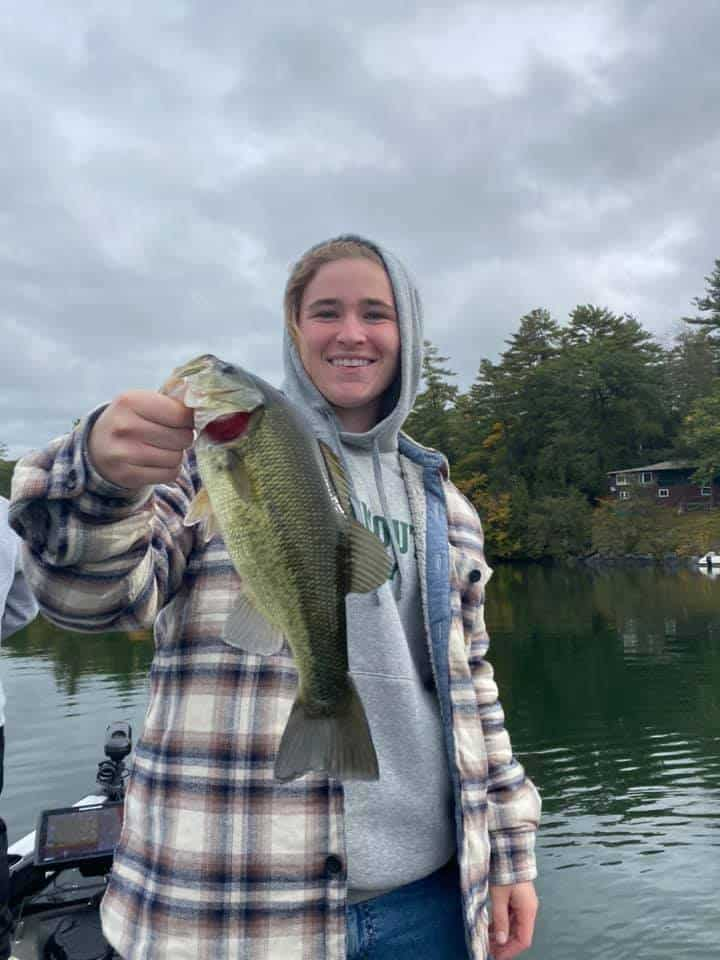 Kristin and Brother Caught Personal Best 2