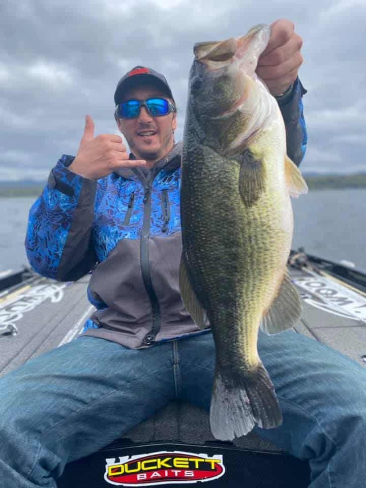 Pre-Fishing For VT Bass Tournament 8