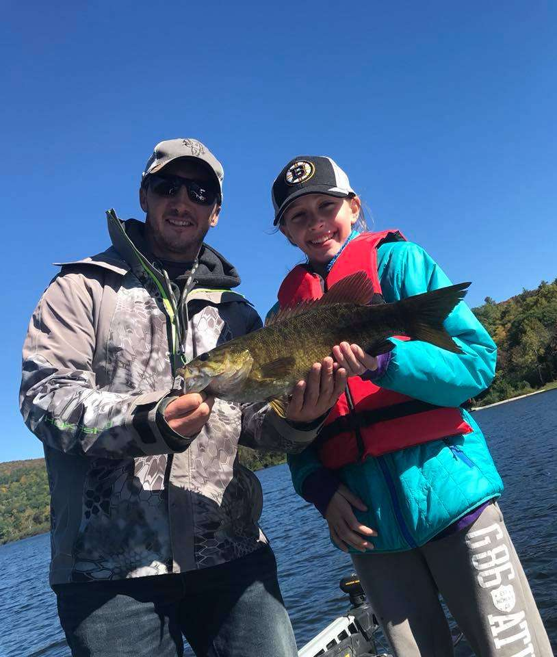 The Seasons Not Over Yet! VT Fishing In The Cold Weather 2