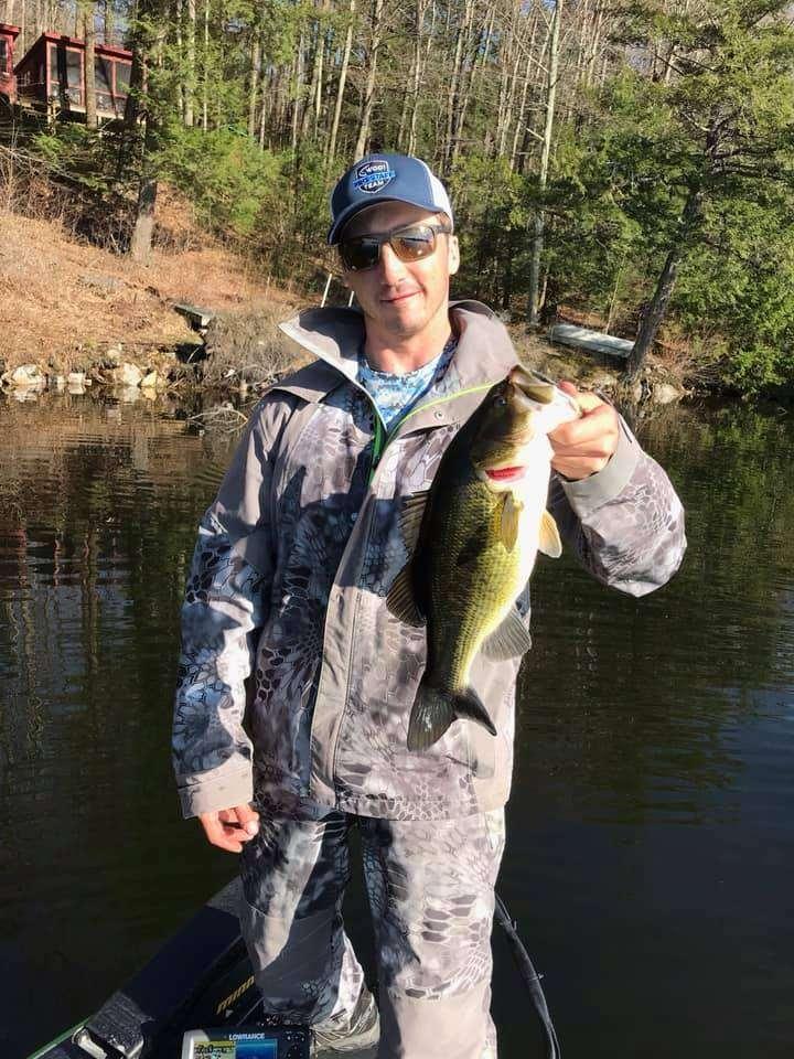 Killington Vermont Bass Fishing Tips From The Pro's 3
