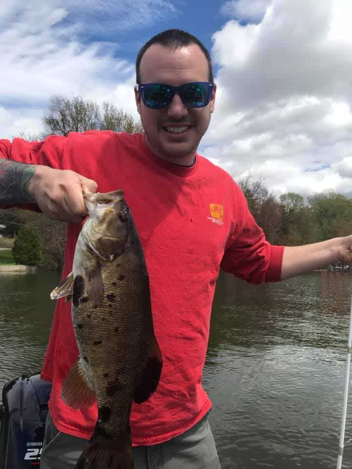 4 Hour Trip and We Crushed The Smallmouth Bass 7