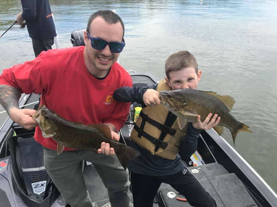 4 Hour Trip and We Crushed The Smallmouth Bass 8