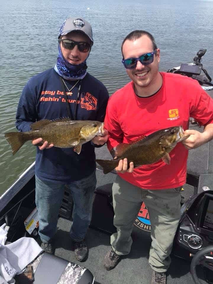4 Hour Trip and We Crushed The Smallmouth Bass 9