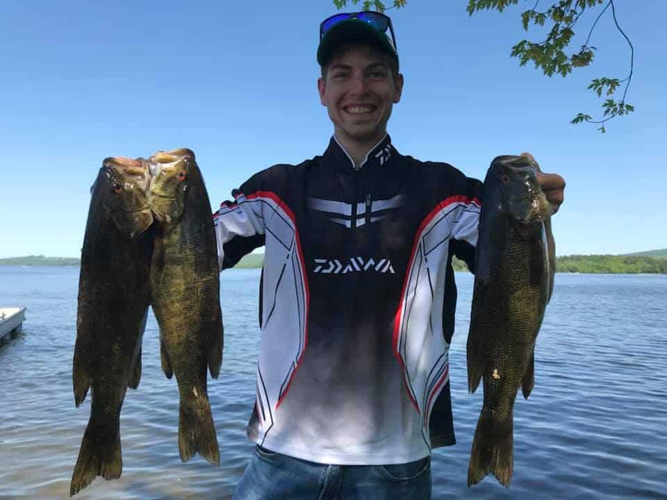 June 9th: VT Fishing Tournament Update 2