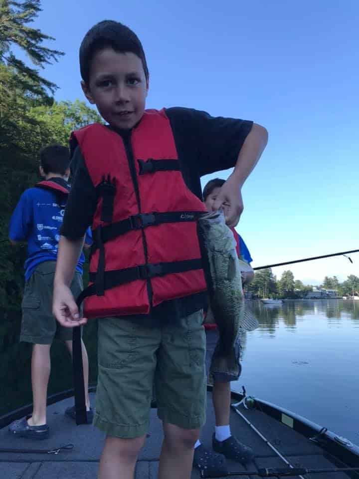 July 1, 2019: Another Great Day Fishing in VT 13
