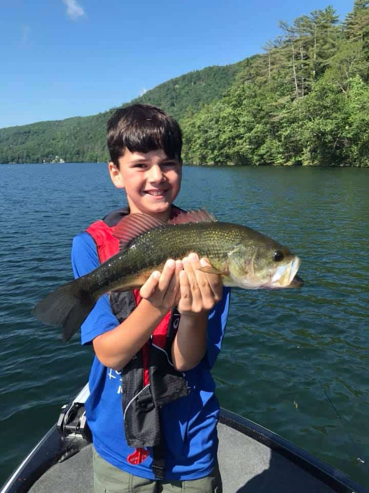 July 1, 2019: Another Great Day Fishing in VT 1