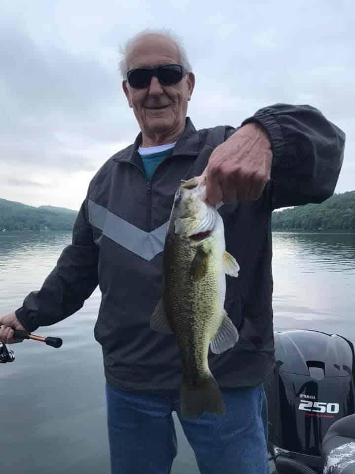 Lake Morey VT Bass Fishing 4