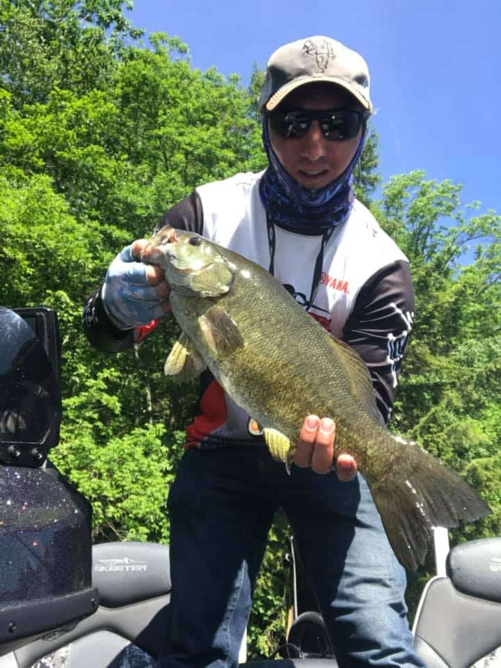June 24: We had a great weekend of fishing in Vermont 4