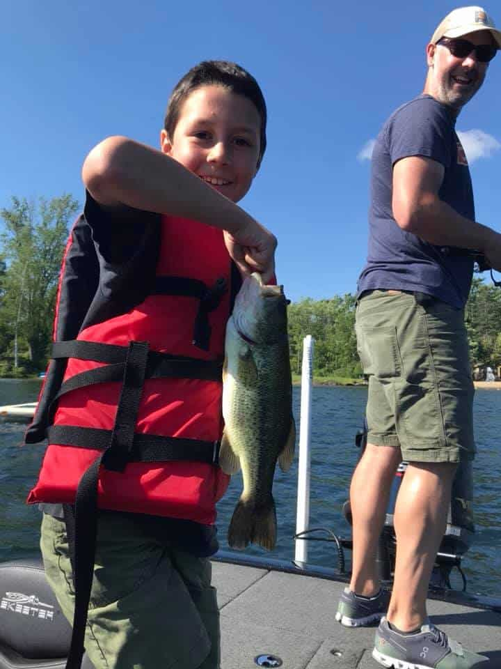July 1, 2019: Another Great Day Fishing in VT 3