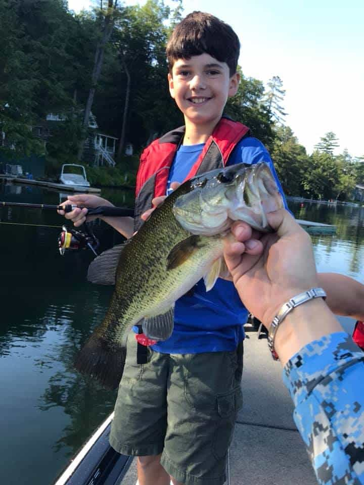 July 1, 2019: Another Great Day Fishing in VT 6