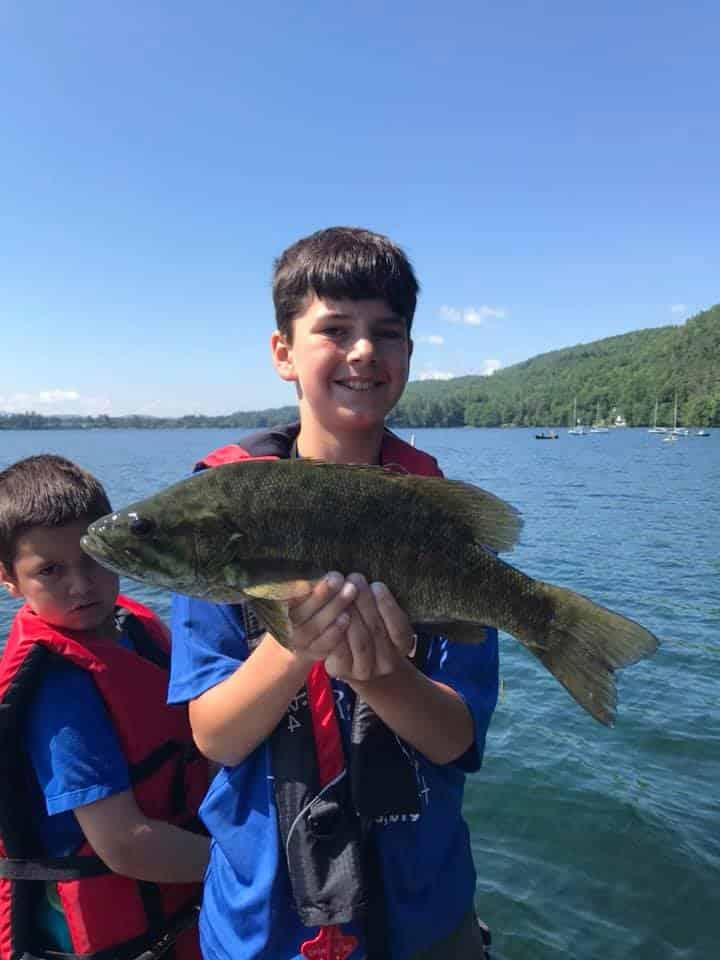 July 1, 2019: Another Great Day Fishing in VT 9