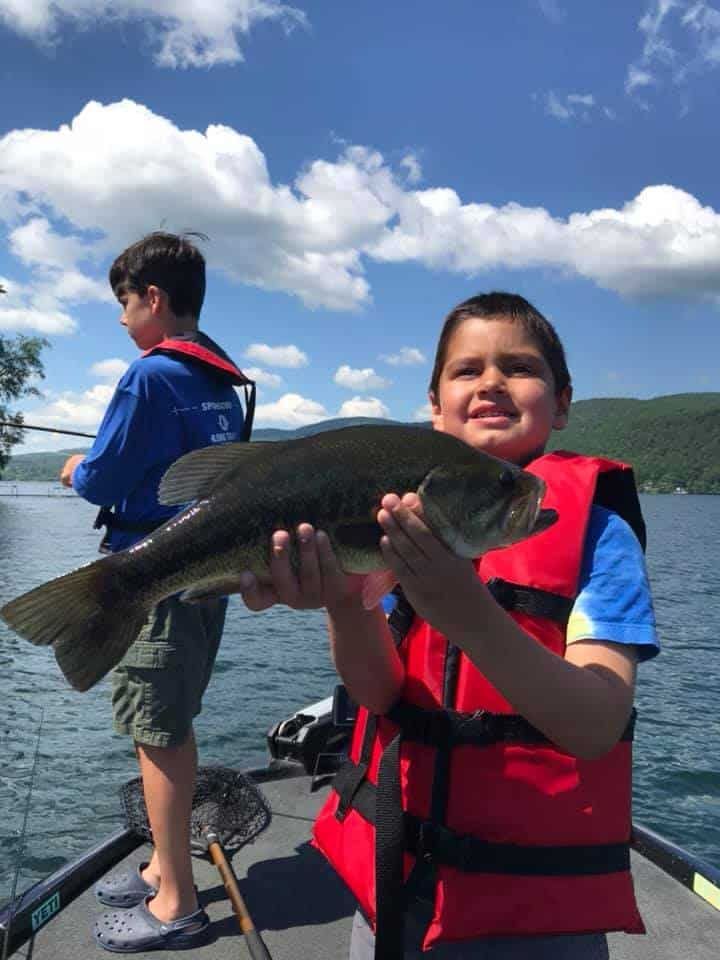 July 1, 2019: Another Great Day Fishing in VT 10