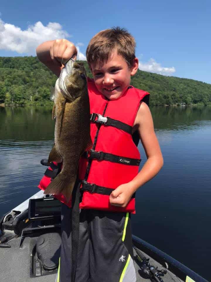 VT Fishing: Boy Catches Monster Fish 5