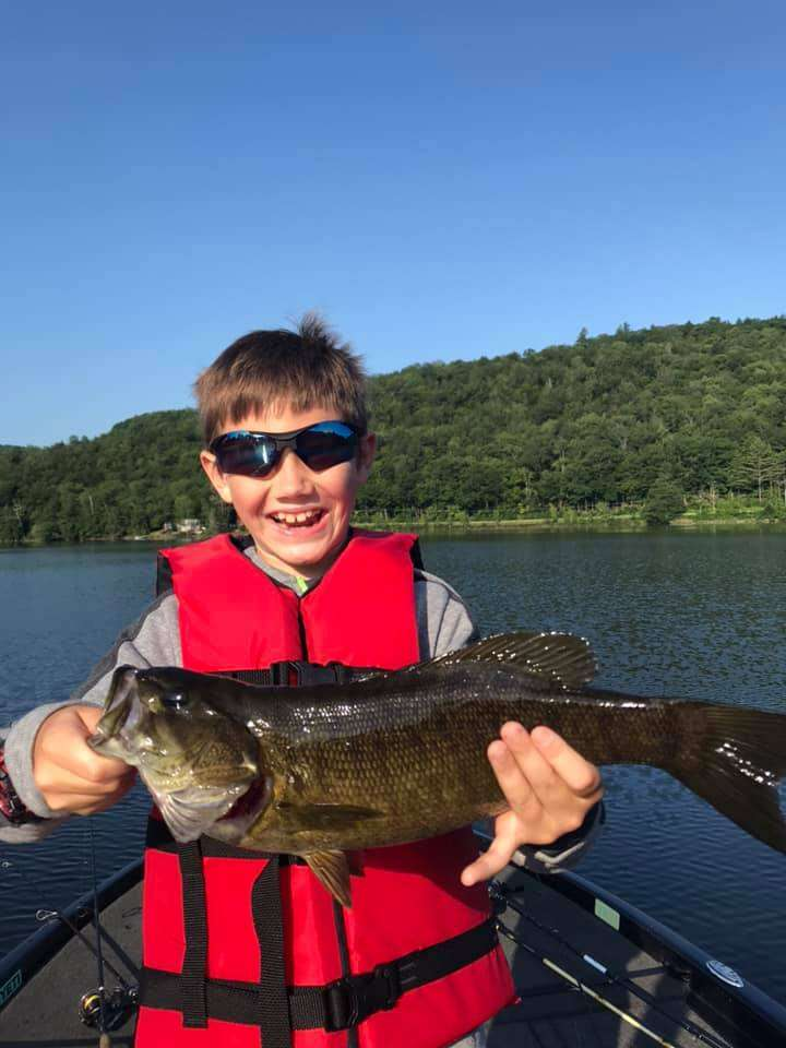 VT Fishing: Boy Catches Monster Fish 6