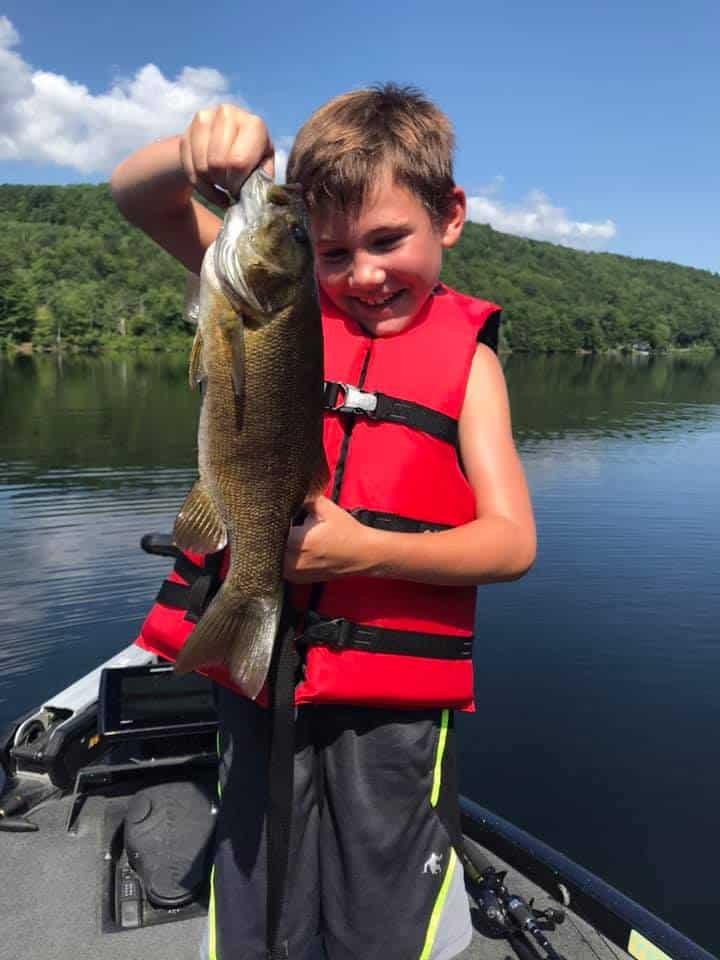 VT Fishing: Boy Catches Monster Fish 1