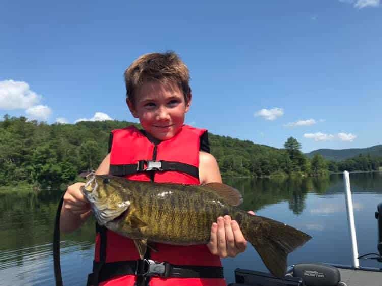 VT Fishing: Boy Catches Monster Fish 2