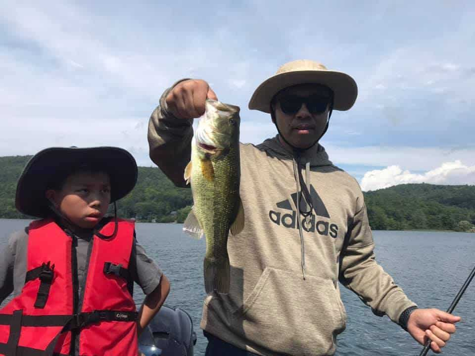 Aug 22: Another Great Day, Crushed 30 Largemouth Bass! 18