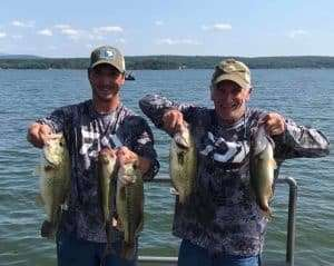 Connecticut River Valley Bass Masters Tournament 5