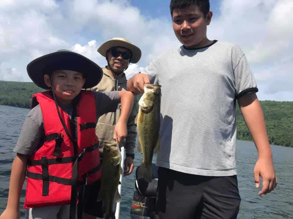 Aug 22: Another Great Day, Crushed 30 Largemouth Bass! 2