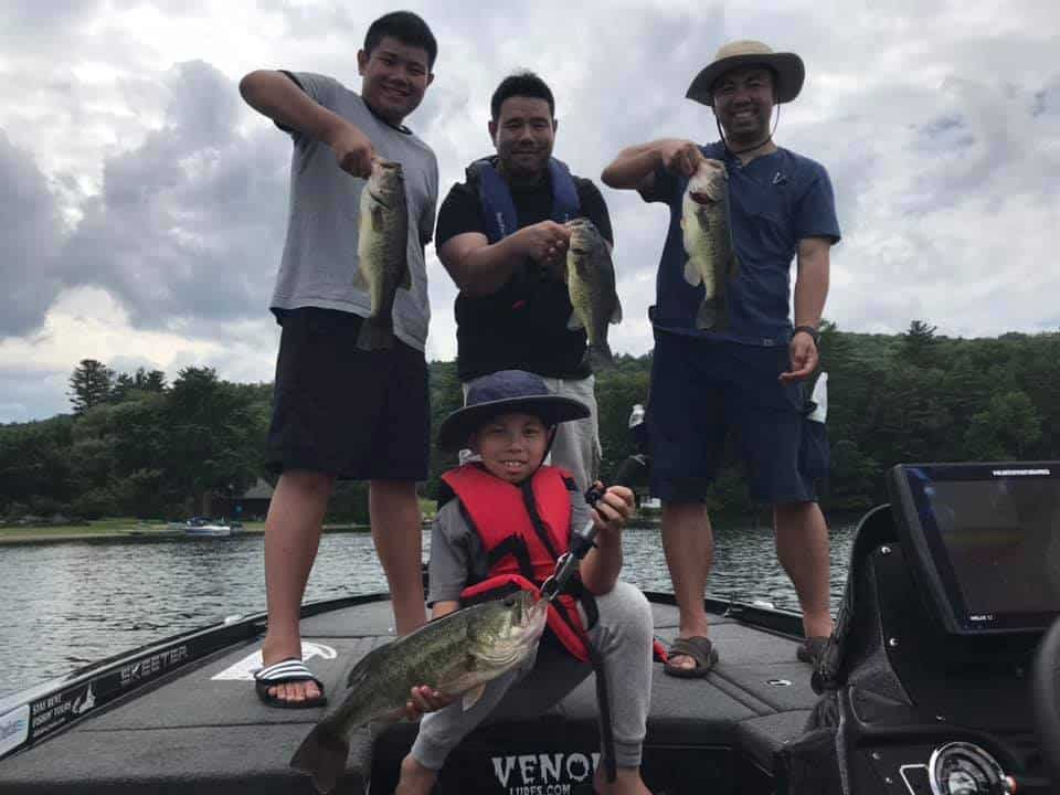 Aug 22: Another Great Day, Crushed 30 Largemouth Bass! 22