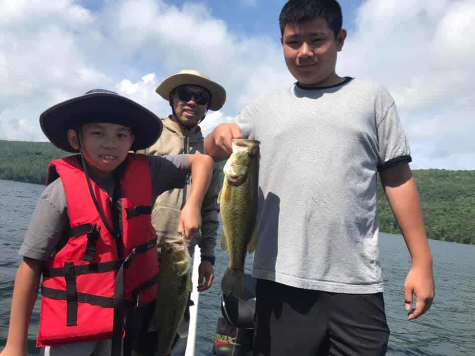 Aug 22: Another Great Day, Crushed 30 Largemouth Bass! 9