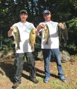 Sept 1: Lake Morey Tournament, We Got First Place! 16