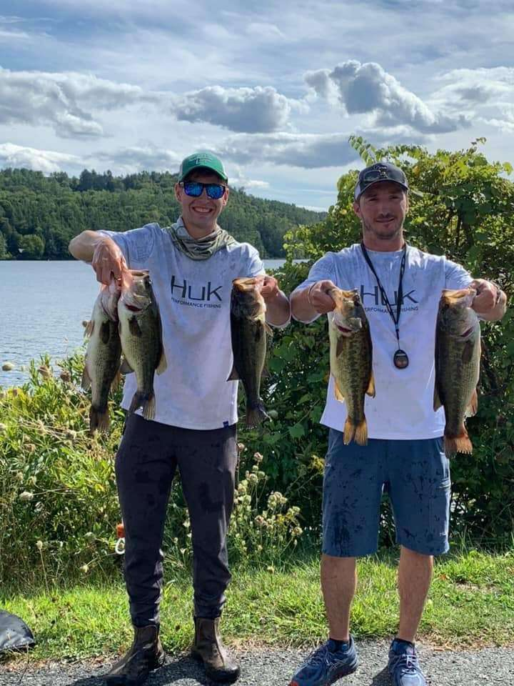 Sept 1: Lake Morey Tournament, We Got First Place! 2