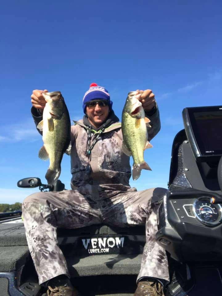 Biglake Fishing In Vermont 1