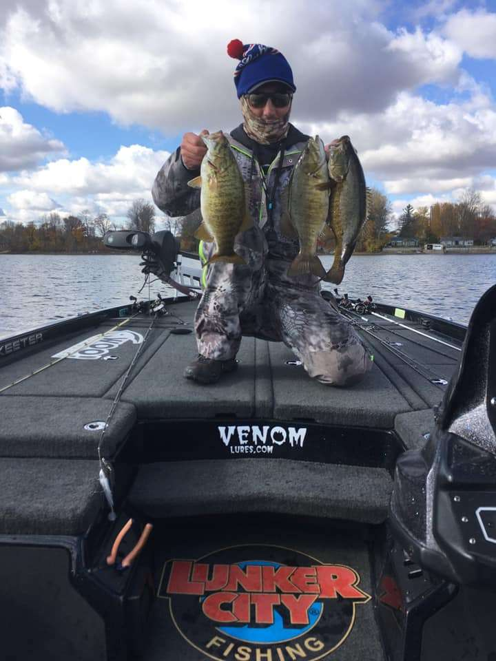 Killing It In The Skeeter! VT Bass Fishing 4